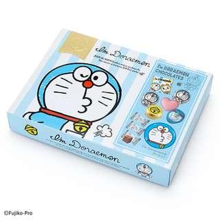 日本代購 sanrio 專門店 2018年 2月 叮噹 哆啦A夢 糖果禮盒