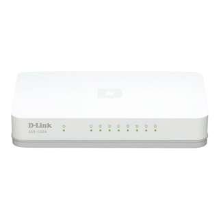 BNIB-D-Link DGS-1008A 8-port 10/100/1000Mbps Unmanaged Gigabit Switch