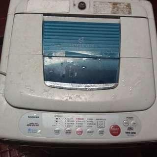 Mesin cuci 1 tabung Toshiba