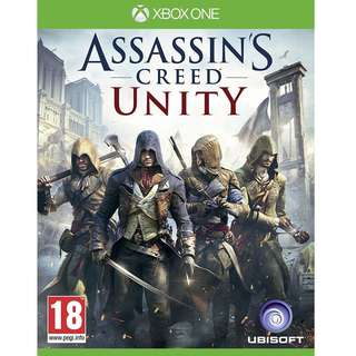 Assassins Creed Unity - Xbox One Digital Code