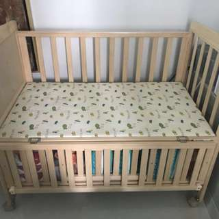 Baby cot (adjustable for diff purposes)