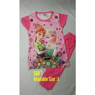 Clearance Sale for Girl Pant Sets