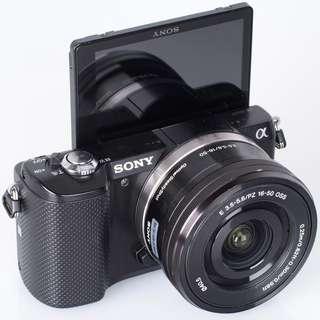 kredit Dp 10% Sony Alpha A5000L 16-50mm - cicilan tanpa kartu kredit