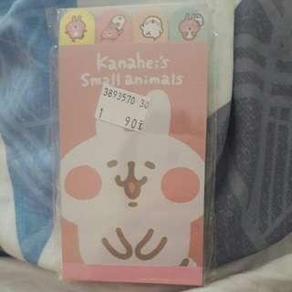 🚚 卡娜赫拉四格造型便條紙