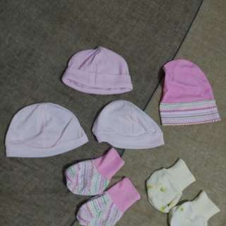 Booties and beanies