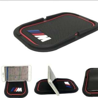 🆕! Car Anti-Slip Pad Mat For Your Iphone Android Hp On Your Cool 😎 BMW E46 E39 E90 E36 E60 E34 E30 F30 F10 F15 E53 E38 X5 X3