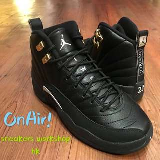 AJ12 RETRO THE MASTER