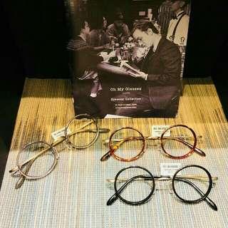 .... 新張期間 Oh My Glasses公價 75折 仲平過日本買~  地址:尖沙咀東南洋中心地下30A舖(海景嘉褔酒店對面) 營業時間:10:00~22:00 公司電話:23681235 24小時whatsapp查詢:51160348 Wechat ID : opticalinfinite  #ohmyglassestokyo #ohmyglasseshk #ohmyglasses #vintageeyewear