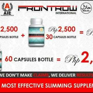 Frontrow international products available