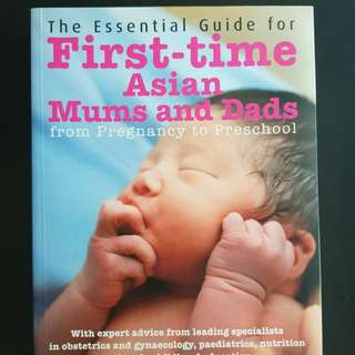 The Essential Guide for First-time Asian Mums and Dads