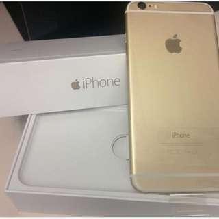 iPhone 6 64gb gold myset