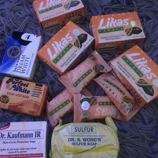 Bundle Whitening Soap