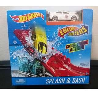 Hot Wheels Hotwheels Color Shifters Splash & Dash Set