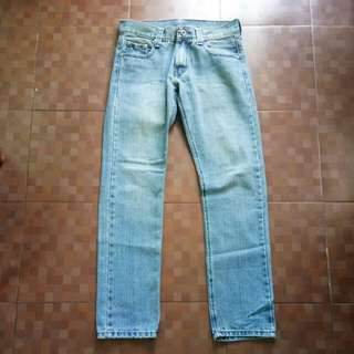 Mossimo Straight Jeans