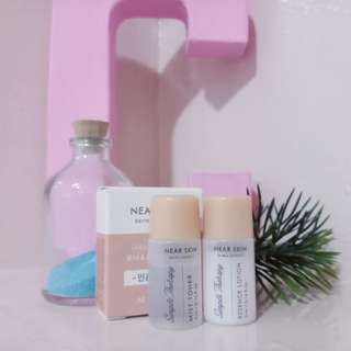MISSHA Near Skin Derma Cosmetic (Moist Toner+Essence) _5ml