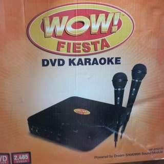 WOW FIESTA (DVD KARAOKE)