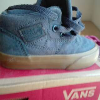 Original Kids vans half cab #15off