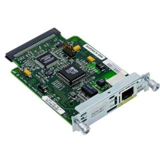 Single-port Ethernet WAN Interface Card for Cisco 1700 Series