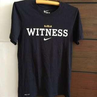 Nike LeBron 13 25k Witness Shirt