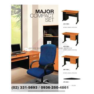 Office Desk-Custom Cabinet ** Office Furniture'Partition