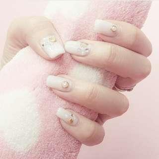 Express Gel manicure 😍