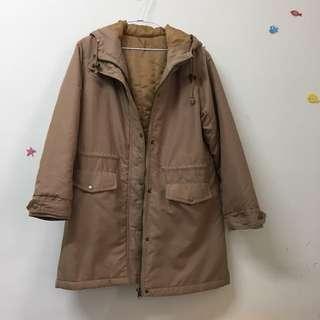 🚚 超推🧡日本品牌卡其色大衣