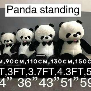 Panda Stuffed Toy Surprise Gift