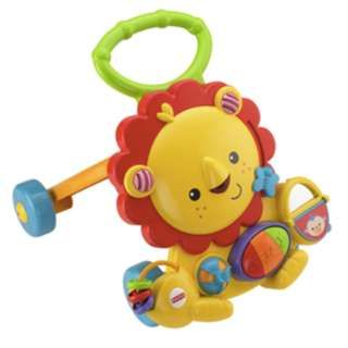 Fisher Price Fisher Price -Musical Lion Walker