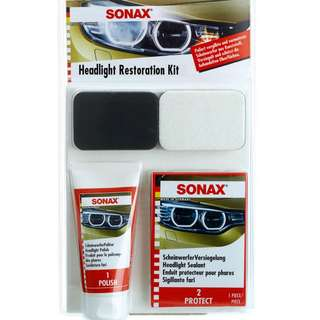 Sonax Headlight Restoration Kit 75ml