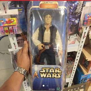 Star Wars Han Solo 12 Inch Hasbro 2009