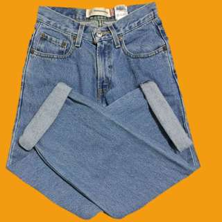 Levi's Highwaisted mom jeans