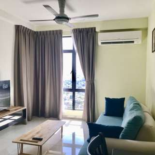 1bedroom Condo in johore for rent,8 Mins to city square .$600