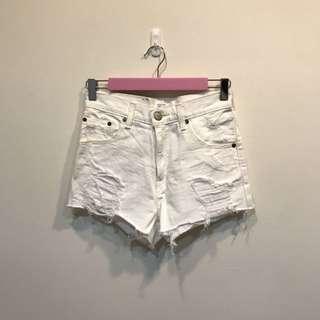 Moussy 牛仔短褲