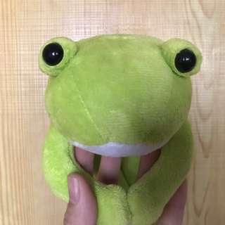 🐸青蛙玩偶