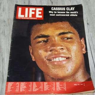 Old life magazin