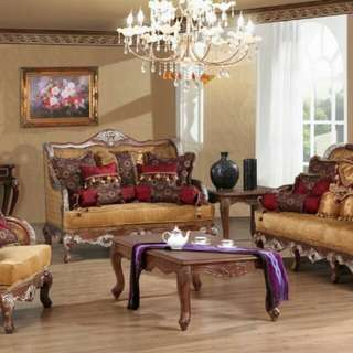 Sofa furniture jepara