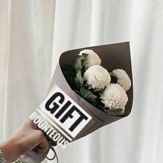 Edgy Simple Bouquets
