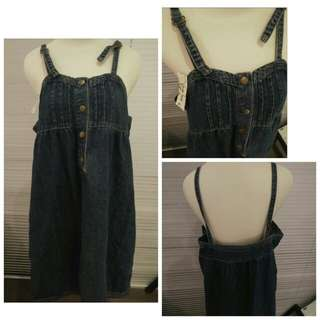 Dress overal Jeans