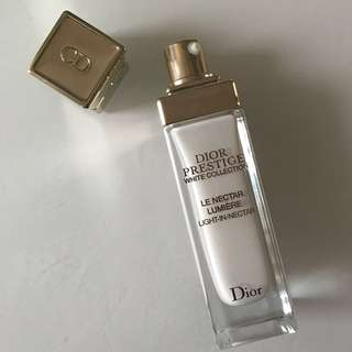 Dior Prestige White Le Nectar