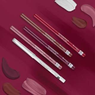 Bn rimmel exaggerate lip liner pencil moisture