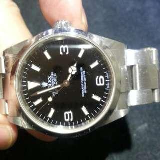 Rolex 114270 ex1 F頭