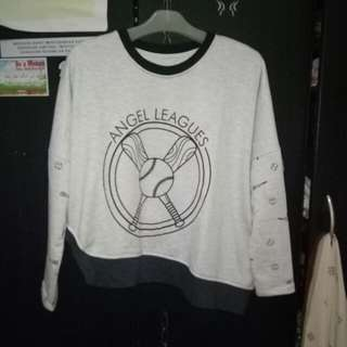 (REPRICE) Sweater Angel Leagues