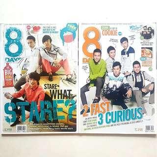 Tosh Zhang, Joshua Tan, Ian Fang, Xu Bin, Aloysius Pang - An 8days Cover