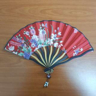 Chinese Silk Hand Fan