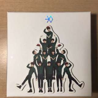 EXO Miracle in December - Korean Version