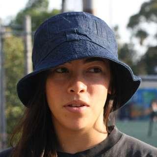 Denim Cotton Bucket Hat