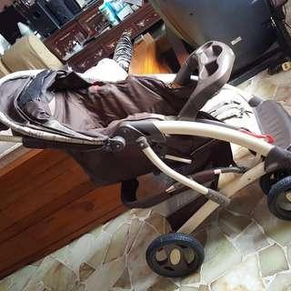 Graco stroller (Preloved)