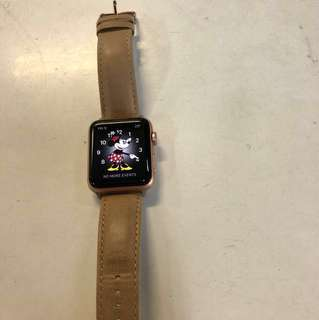Iwatch series 3gps (mint condition)