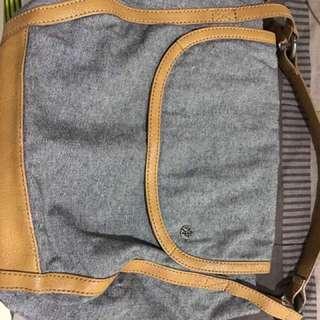 Authentic esprit edc hand bag