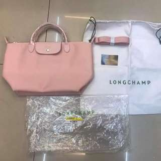 LONGCHAMP BAG (PLAIN)